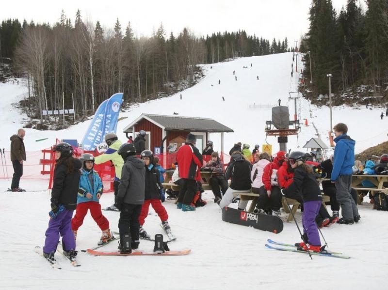 Skiën in Kisa-1