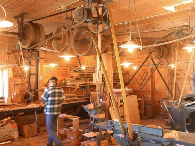 Meubelindustrie-museum in Virserum-1
