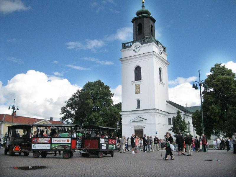 Kerk Eksjö